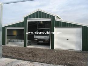 CSB Steel Framed Portal American Barn