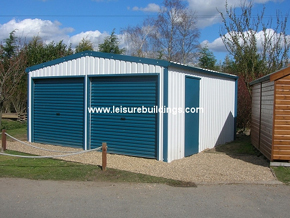 CSB Steel Framed Garages
