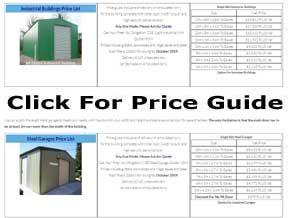 CSB Steel Framed Portal Building Cost Estimator - 1st Choice Leisure Buildings
