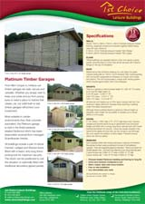 Platinum Timber Garages