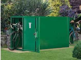 Bike Sheds From 1st Choice Leisure Buildings