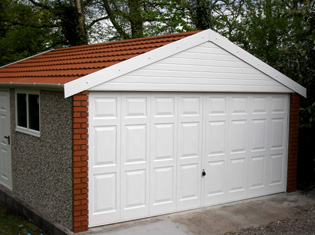Concrete Garages From 1st Choice Leisure Buildings