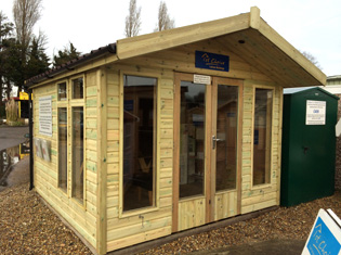 Garden Rooms From 1st Choice Leisure Buildings