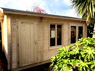 Trentan Multi Room Log Cabins From 1st Choice Leisure Buildings