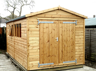 Timber Garden Workshops From 1st Choice Leisure Buildings