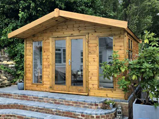 Wooden Summerhouses From 1st Choice Leisure Buildings
