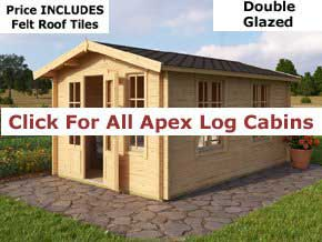 Trentan Garden Cabins - 1st Choice Leisure Buildings