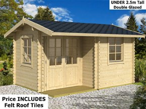 Trentan Betchworth Wood Cabin Kits