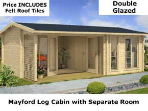 Trentan Mayford Two Room Cabin