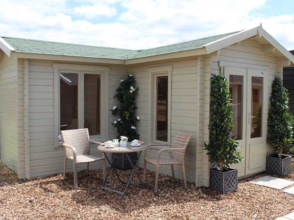 Wooden 10X8 Log Cabins - 1st Choice Leisure Buildings