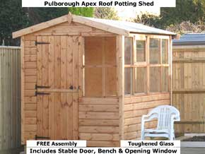 Diamond Pulborough Solar Wooden Buildings - 1st Choice Leisure Buildings