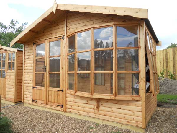 Wooden 16X8 Summerhouse - 1st Choice Leisure Buildings
