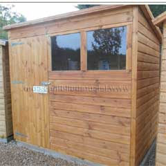 Timber Shed PC Style