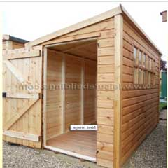 PD Shed for the Garden