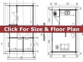 Trentan Ockham Cabin Floor Plan