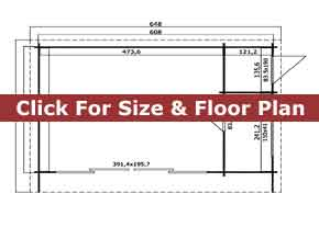 Trentan Ripley Cabin Floor Plan