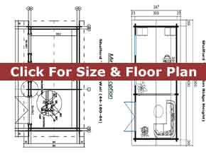 Trentan Shalford Wooden Cabin Floor Plan