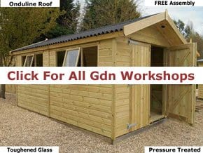 There are several options for a base for a garden shed and this ranges from a concrete base, a paving slab base, ProBases, timber bearers or a timber ...
